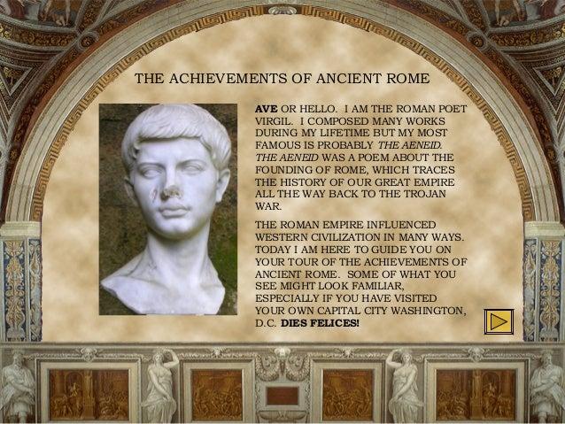 The Aeneid poem By Virgil