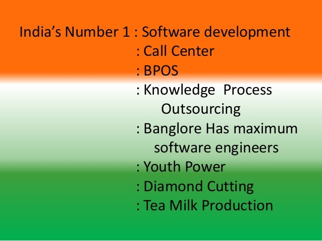Technology Management Image: Achievements Of India