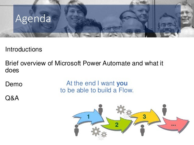 Achieve quick wins in your organization with Power Automate Slide 2