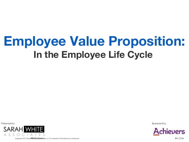 employee value proposition mcdonalds Investor proposition earnings  the value we place on cultivating future leaders is at the heart of our  working here you feel as though you are part of.
