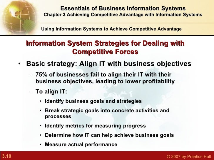 how to achieve competitive advantage in the strategic business environment