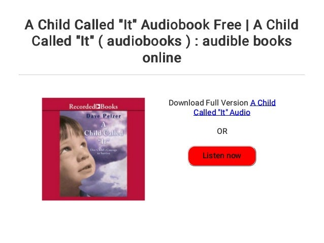 the child called it book online