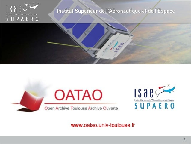 www.oatao.univ-toulouse.fr 1