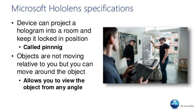 Achmea Technight Hololens Development