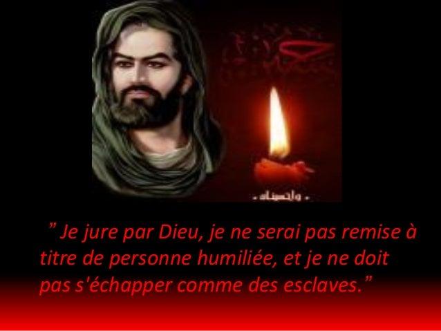 La commémoration du jour de Achoura' Les Omeyyades avaient essayé de faire du jour de Achou'ra' une fête, puisque selon Ya...