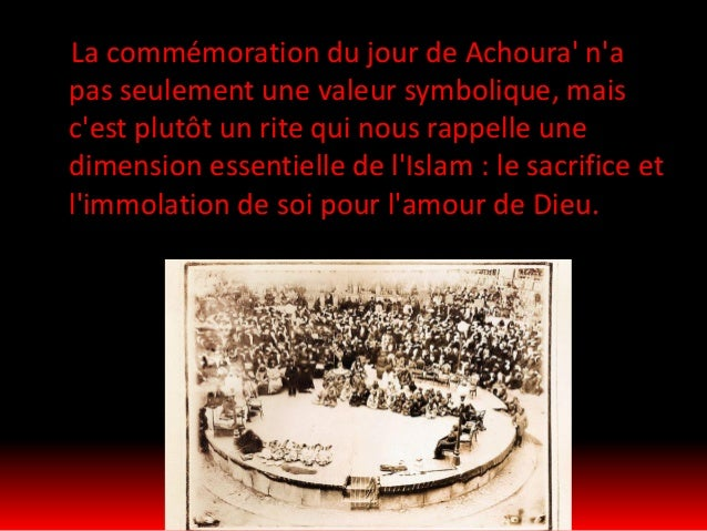 La victoire de l'imam al Hussein Il ne faut certainement pas penser que le massacre de Karbala' était une victoire des Ome...