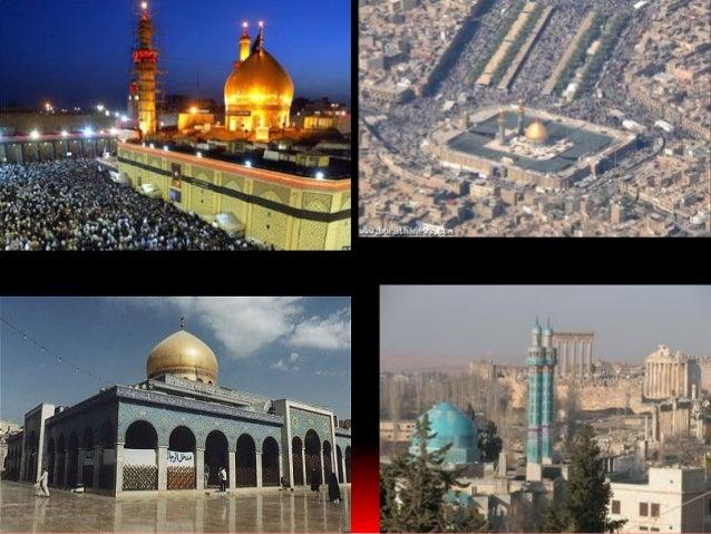 Le jour de Achoura', l'imam Hussein voulut nous démontrer une loi divine et sacrée : chaque fois que le combat entre le sa...