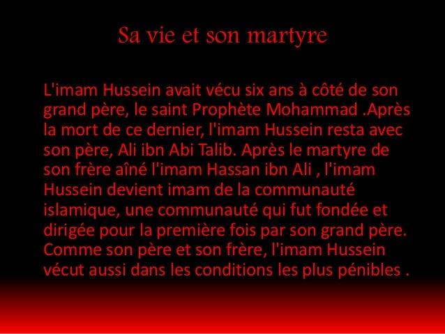 A cette époque les lois divines n'étaient plus respectées, car Moawiya ibn Abou Soufiane avait illégalement gouverné penda...