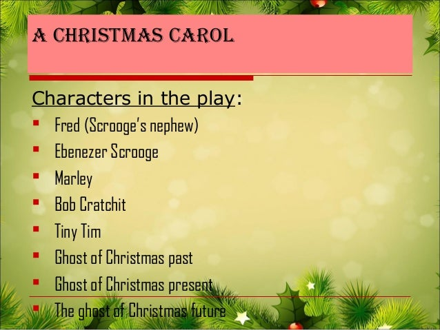 a literary summary of a christmas carol by charles dickens A christmas carol by charles dickens home / a christmas carol analysis literary devices in a christmas carol and hates christmas and people who are happy.