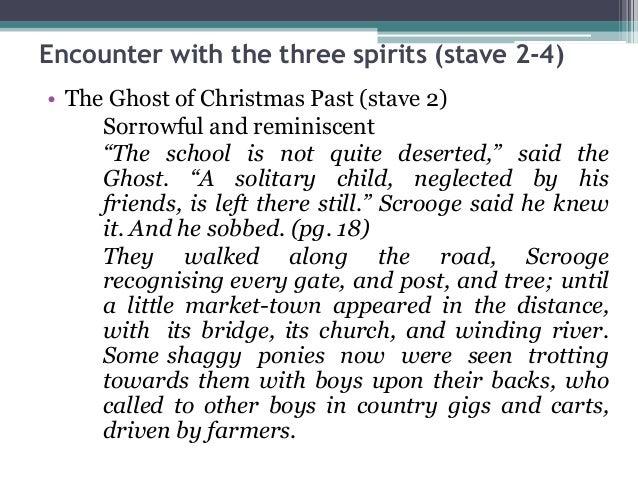 A Christmas Carol - Analysis on Setting and Tone