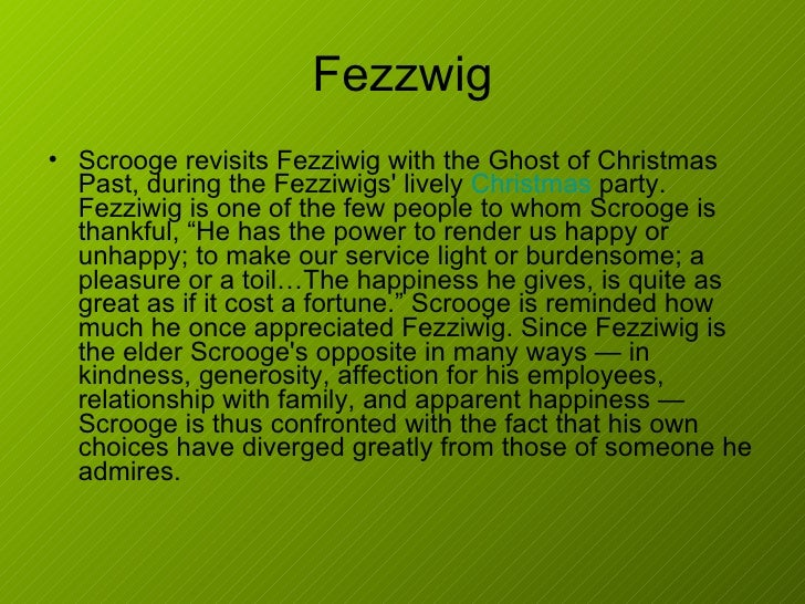 character analysis a christmas carol fezziwig Mr fezziwig character - actors, mr fezziwig all movies list watch online (my little pony: friendship is magic - season 6, a christmas carol and others.