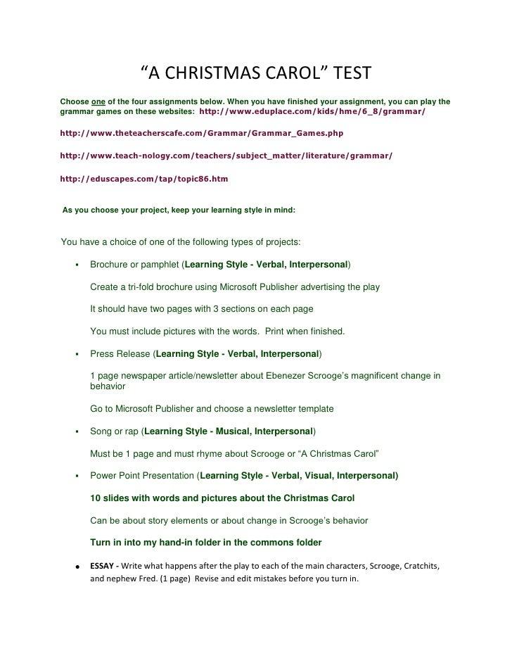 A christmas carol ghost of christmas past descriptive essay