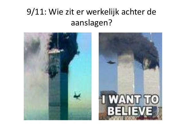 9/11: Wie zit er werkelijk achter de aanslagen?