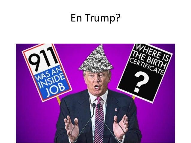 En Trump?
