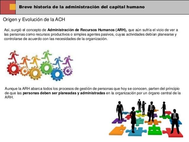 Administraci n del capital humano y las organizaciones for Concepto de tecnicas de oficina