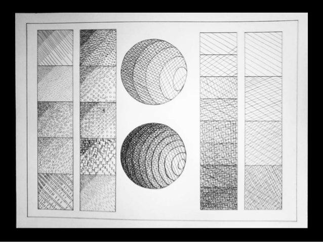 Achurrado, Técnica de Dibujo/Sombreado Achurado-5-638