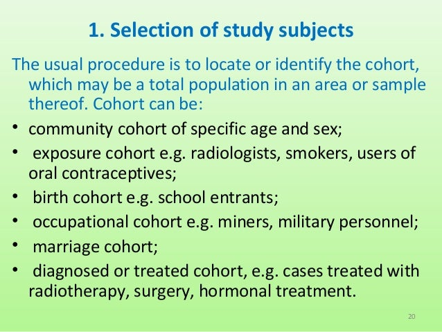 Prospective cohort study of cigarette smoking and ...
