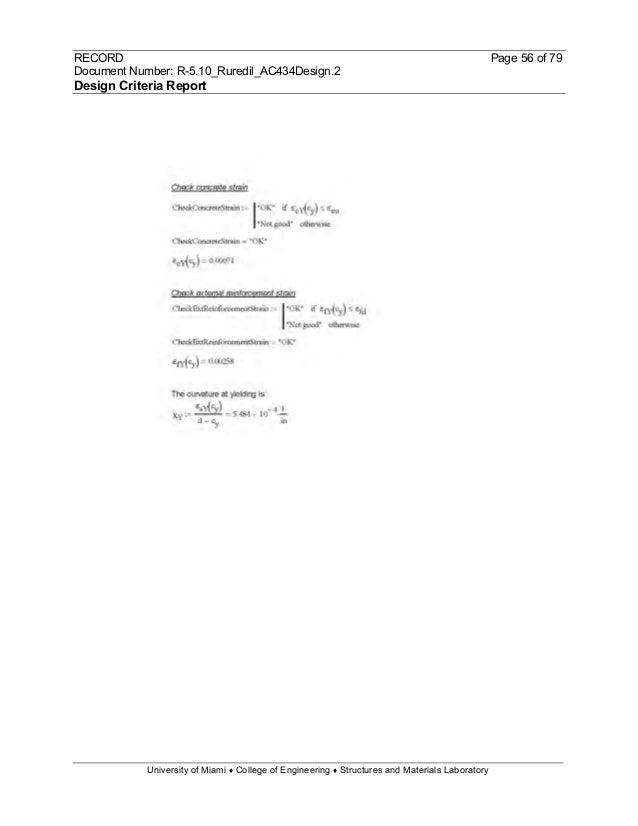 AC 434 DESIGN CRITERIA - RUREDIL