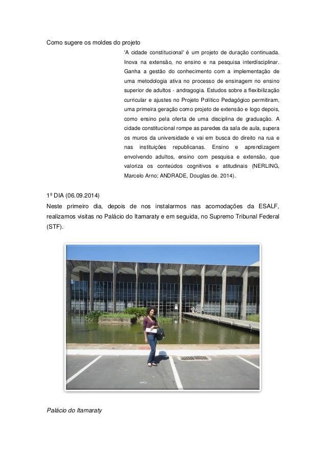 Cidade constitucional - Ana Carolina Martins Slide 2
