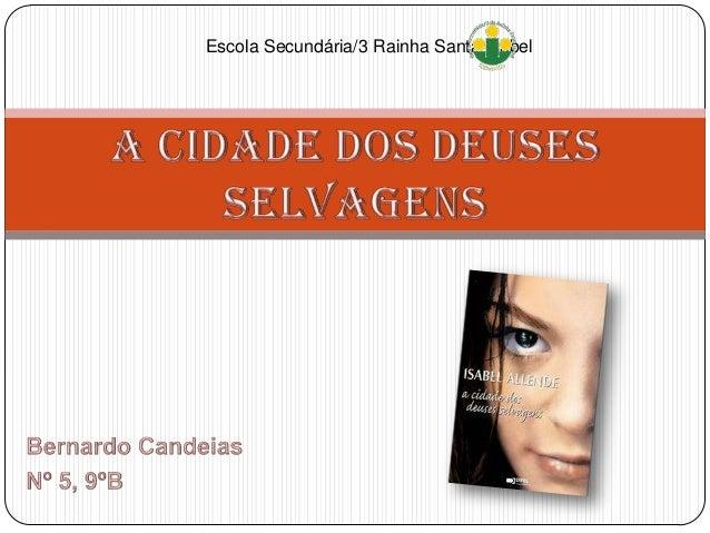 Escola Secundária/3 Rainha Santa Isabel