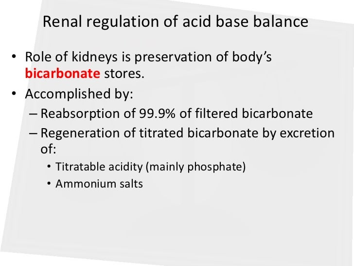case vignettes in acid base balance University of pittsburgh medical center  acid-base balance is an intricate concept which requires an intimate and detailed knowledge of  case study: ms doe, a .