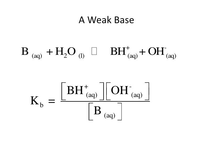 equilibrium and acid base review Conjugate acid-base pairs are compounds that differ by the presence of one   are six strong acids that you'll need to memorize for the sat ii chemistry test:   refers specifically to the ionization of water, we can write the equilibrium  expression.