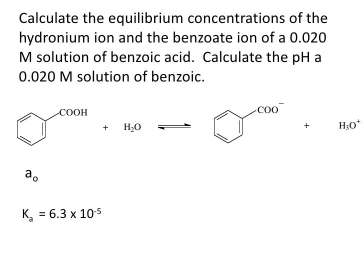 extraction of benzoic acid Experiment 4: extraction part a: separation of acidic a separation of a 3-component mixture by extraction strong organic acid - benzoic acid (carboxylic acid.