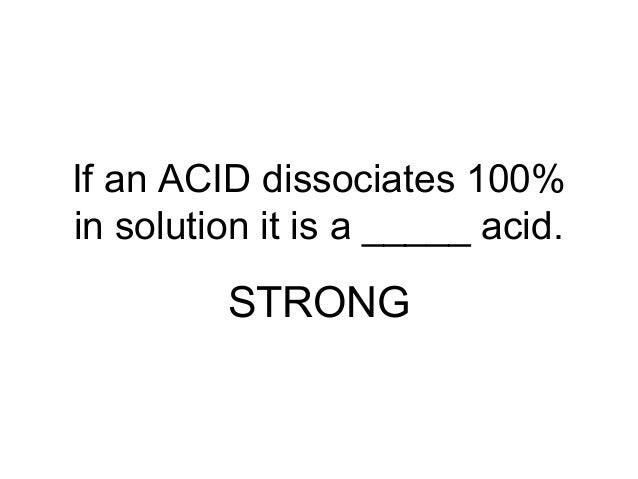 Acid base vocab review
