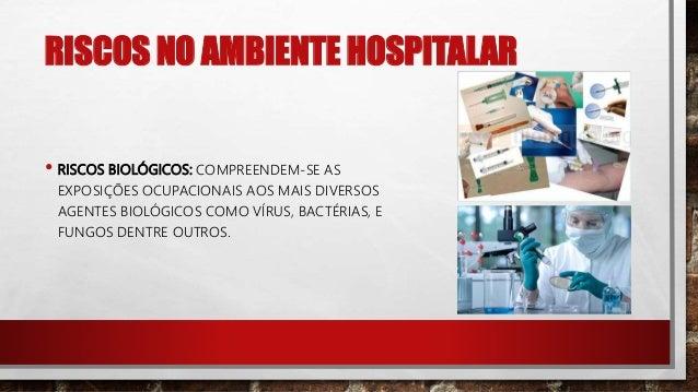 ACIDENTES E EQUIPAMENTOS DE PROTEÇÃO INDIVIDUAL (EPI) • OS ACIDENTES MAIS COMUNS NA ÁREA HOSPITALAR ESTÃO NOS SETORES DE E...
