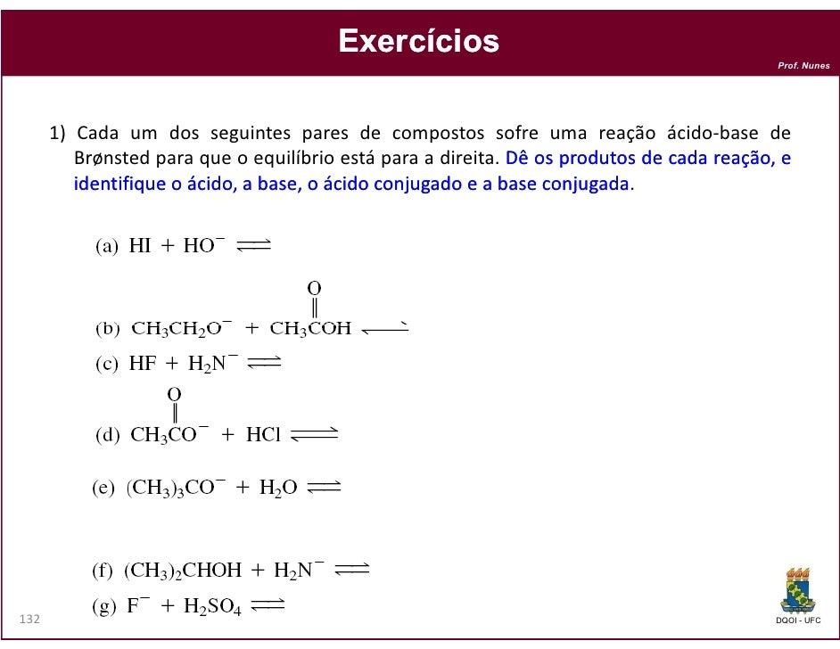 Exercícios                                                                                           Prof. Nunes      1) C...