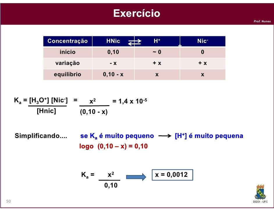 Exercício                                                                                        Prof. Nunes              ...