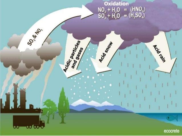 Project Report on Acid Rain