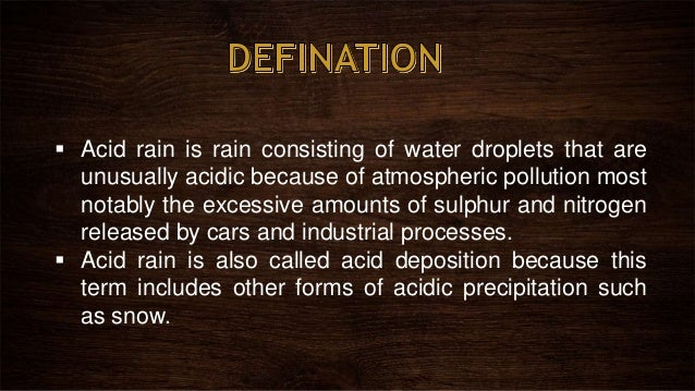 how acid rain forms and its devastating effects One of the most dangerous and widespread forms of pollution is the one that people cannot immediately see this kind of pollution can go undetected for years until people can see its devastating effects on the environment.