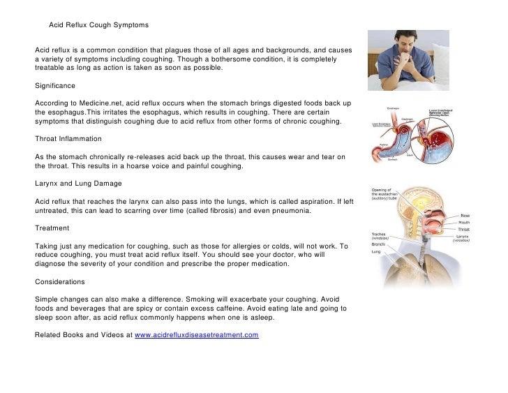 acid reflux cough symptoms, Skeleton