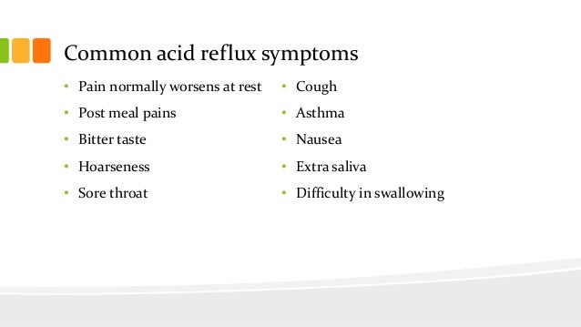 acid reflux symptoms, Skeleton