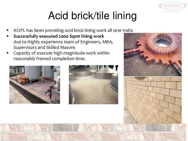 acid resistant tiles  u0026 brick acid