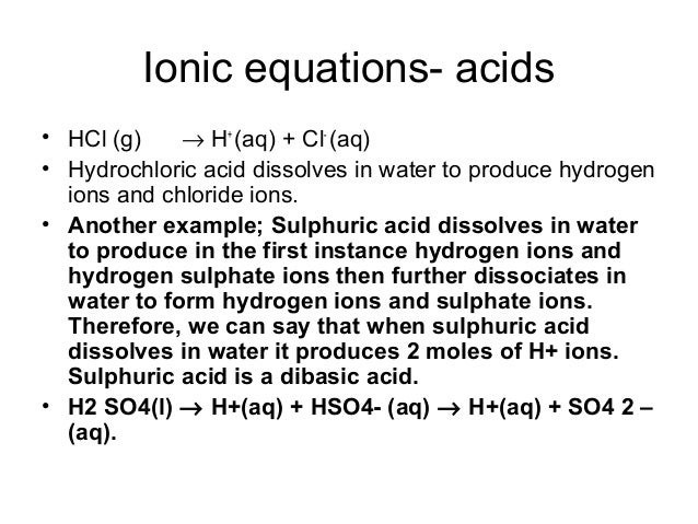 Chemistry 101: Acids, Bases & Water Science Lesson