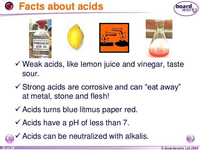CheW on ShorTies: Chapter 5 : Acids & Alkalis - Indicators