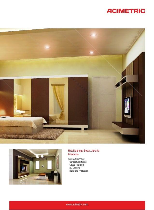 Acimetric Interior Design and Furniture Co Company Profile