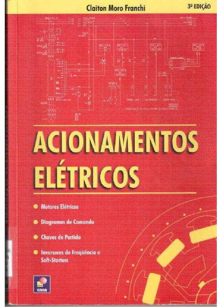 Acionamentos elétricos e bk