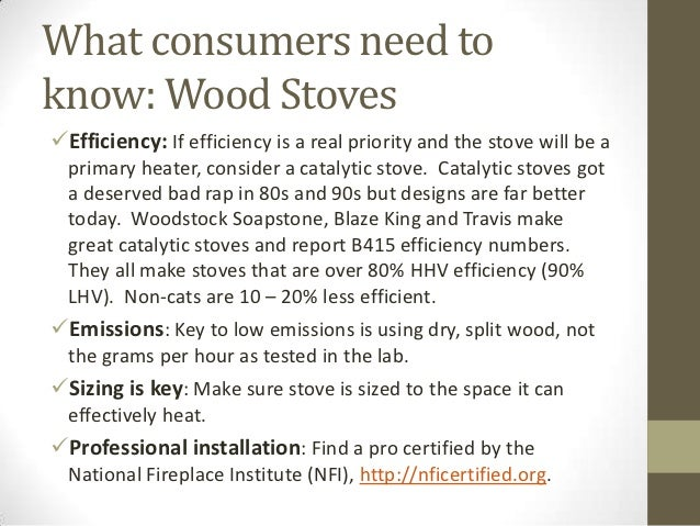 Aci Wood Stoves Amp Energy Audits