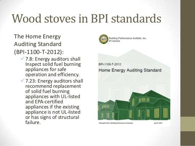 Aci Wood Stoves Amp Energy Audits