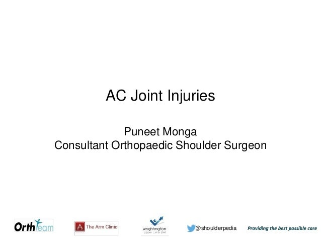 Acj injuries (2)