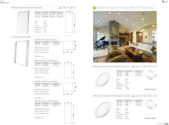 """1300x1200 LED ParielArrriatur/ LED Panel Light  Siva Uslu LED Panel Kasalari     c_. _.g. """"._"""" (( iSI. )YW1 Hauwziiir  Kad..."""