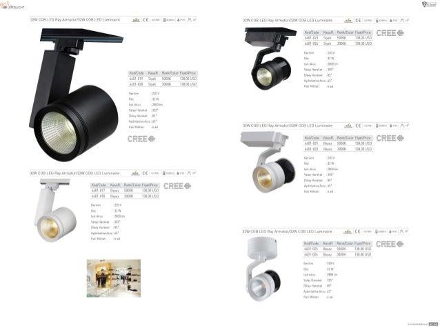 SC ( _ umlultraucm  37W CUB  FD Ray Armamr/37W COR  FD I ummaxrs       D  » ;   ~'  32w cue LED RayArmatur/32W COB LED Lum...