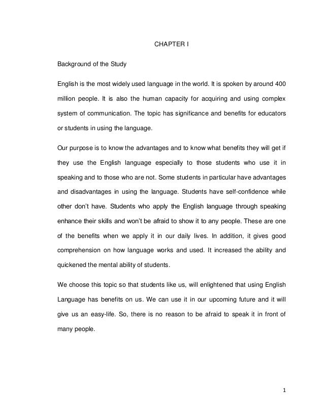 Parts Of Research Paper Acknowledgement - Writing Acknowledgements