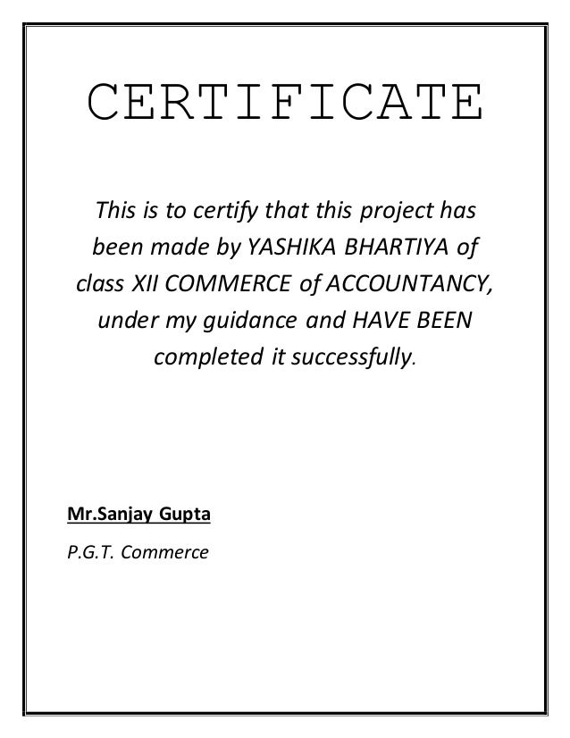 CERTIFICATE ...  Acknowledgement Certificate Templates