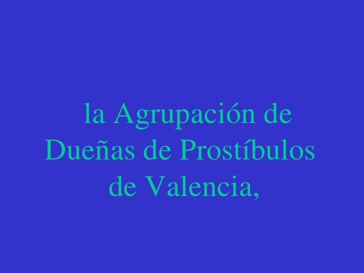 trucos de prostitutas cooperativa de prostitutas