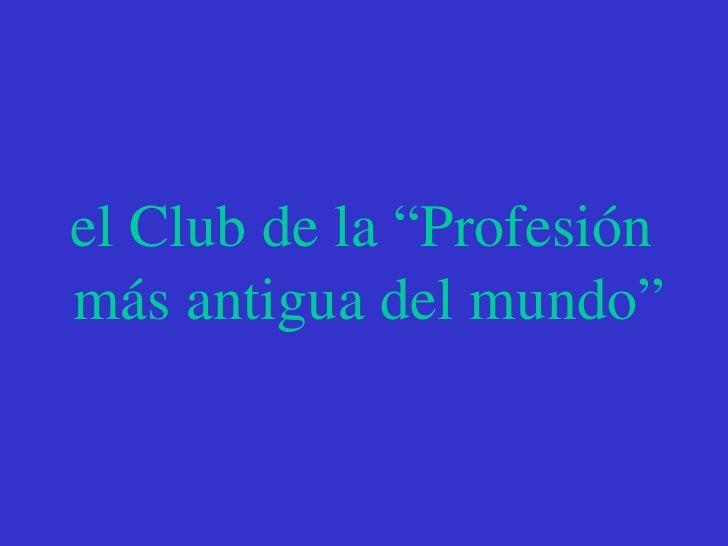 profesion mas antigua del mundo prostitutas sitges