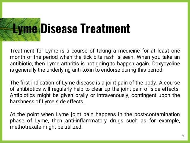 A closer look of rheumatoid arthritis as well as lyme